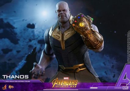 Hot Toys Thanos Avengers Infinity War MMS479