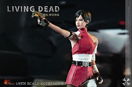 Hot Heart Ms Wong - Living Dead / Resident Evil FD006