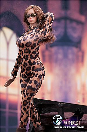 FAS Toys Sexy Female Leopard Cloth FA-19CL02