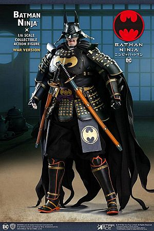 Star Ace Toys Batman Ninja War Version SA0065