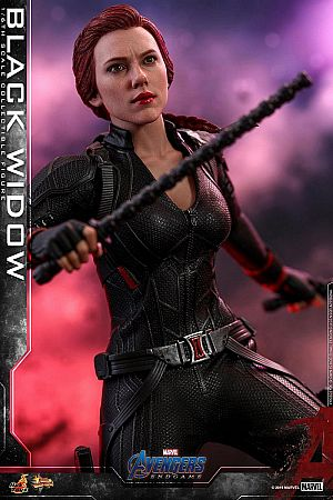 Hot Toys Black Widow - Avengers: End Game MMS533