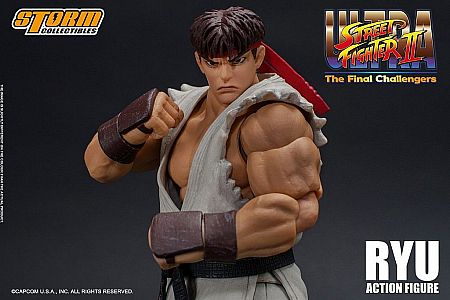 Storm Collectibles Ryu Street Fighter II Ultra