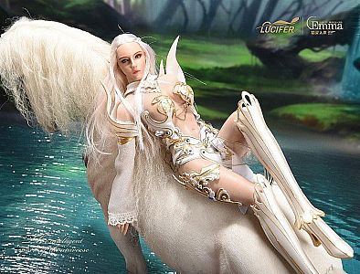 High Simulation Toys - Lucifer - Elf Queen Emma Deluxe Version LXF1904B