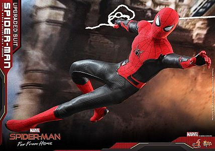 Hot Toys Spider-Man: Far From Home MMS542